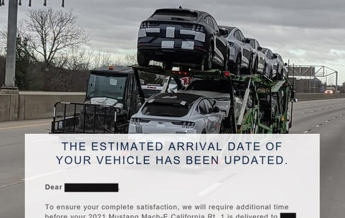 Ford sends mass Mach-E delivery delay emails [Updated with Ford's response]