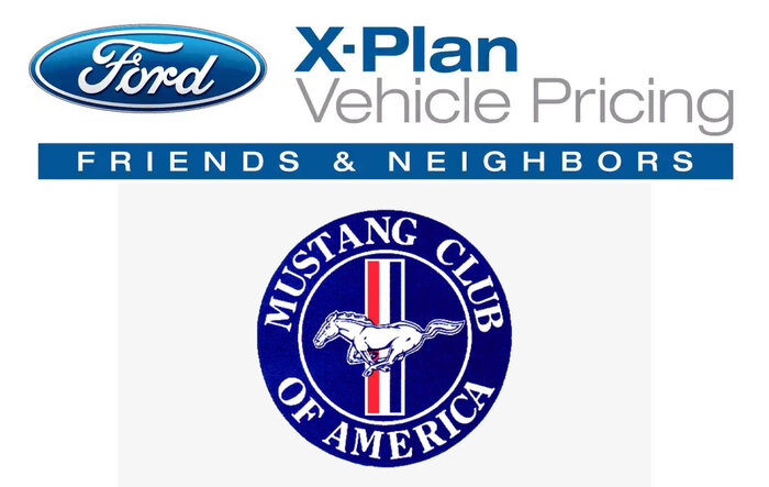 X-plan changes announced for Mustang Club of America (MCA) members