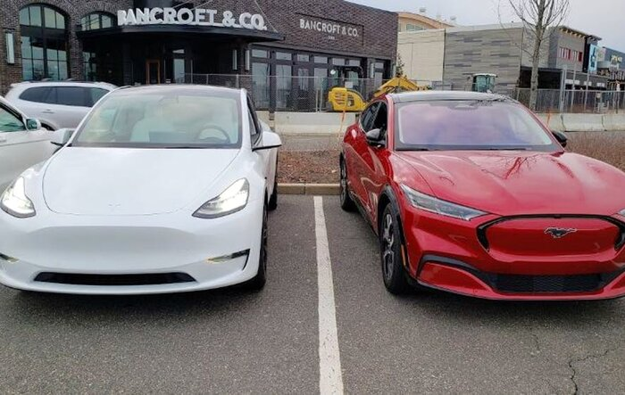 Mach-E Steals Major Tesla EV Share in February