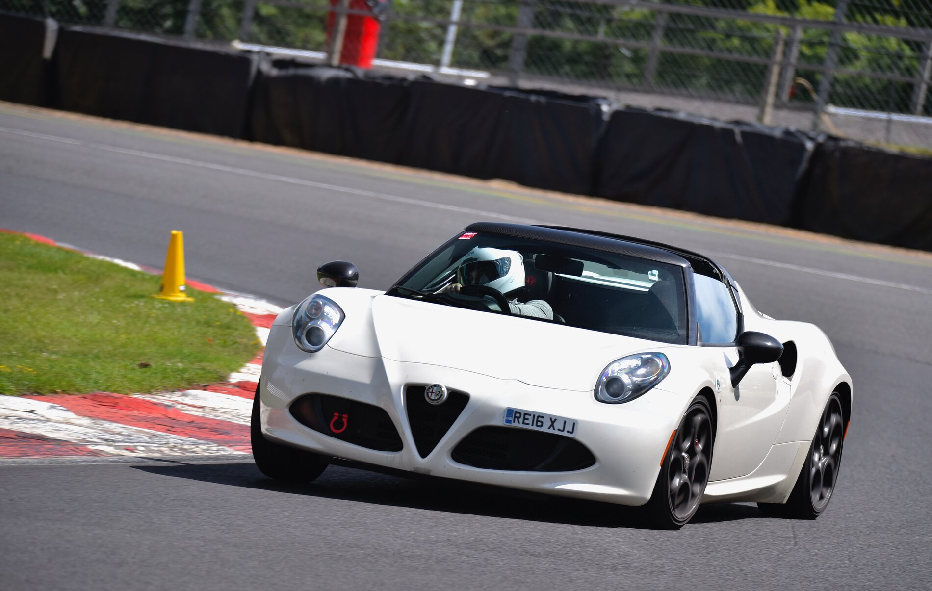 My other car is an Alfa Romeo 4C Spider | Ford Mustang ...