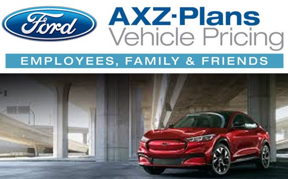 A Z X Plan Discount Pricing For Mach E Ford Mustang Mach E